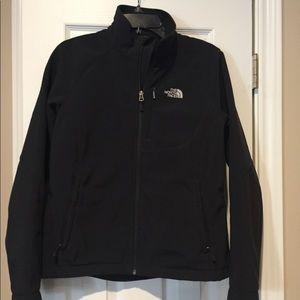 North Face Bonded Zip Jacket.